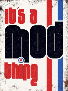 Mods in the 1960's