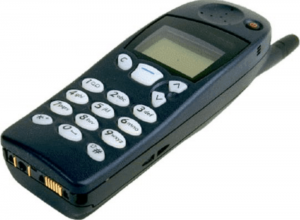 Mobile Phone from the 1990's