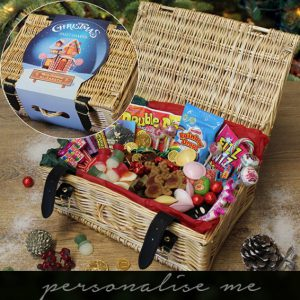 Retro Gifts for Christmas - Christmas Sweet Hamper