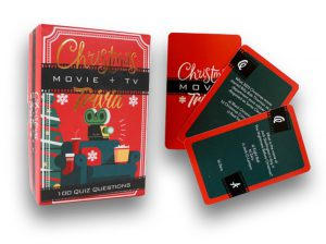 Christmas Movie and TV Card Game