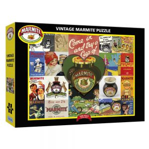 Marmite Jigsaw 1000 Pieces