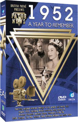 1952 - Pathe News - A Year to Remember