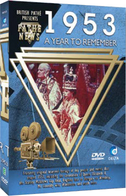 1953 - Pathe News - A Year to Remember