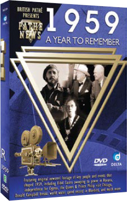 1959 - Pathe News - A Year to Remember