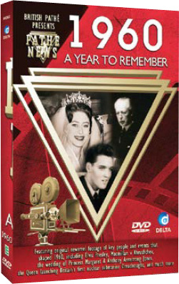 1960 - Pathe News - A Year to Remember