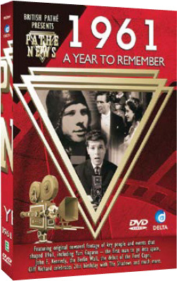 1961 Pathe News A Year To Remember