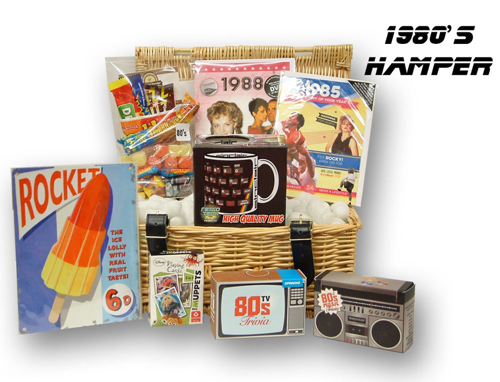 1980s Retro Gift Hamper