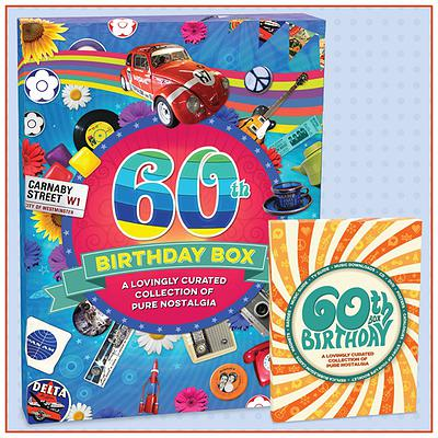 60th Birthday Box 4605 P
