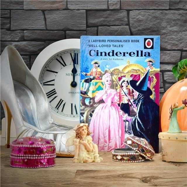 Cinderella - Personalised Book