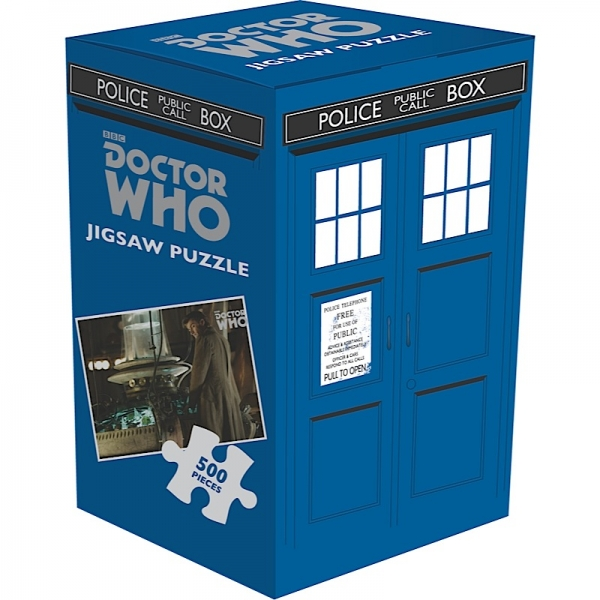 Doctor Who Jigsaw Puzzle (500pcs)