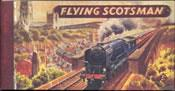 Flying Scotsman Replica Booklet
