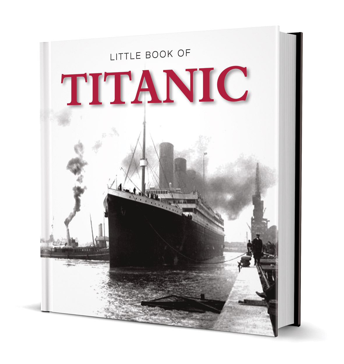 Little Book Of The Titanic