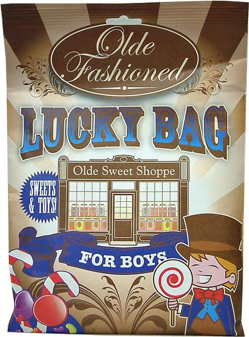 Olde Fashioned LUCKY BAG - BOYS | Sweet and Nostalgic