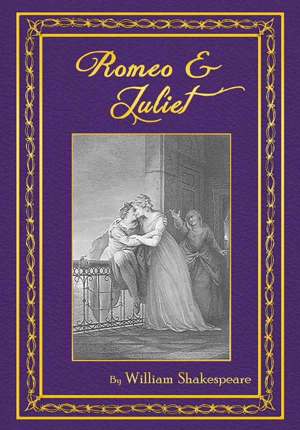 Vintage Signs For Sale >> Romeo and Juliet Personalised Novel