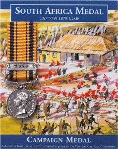 South Africa Medal (Mini Campaign Medal)