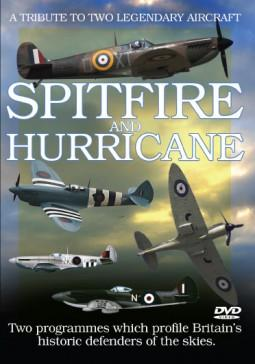 Spitfire and Hurricane - DVD
