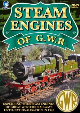 Steam Engines of G.W.R - DVD