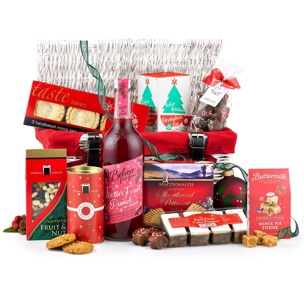 the chequers christmas food hamper. Black Bedroom Furniture Sets. Home Design Ideas