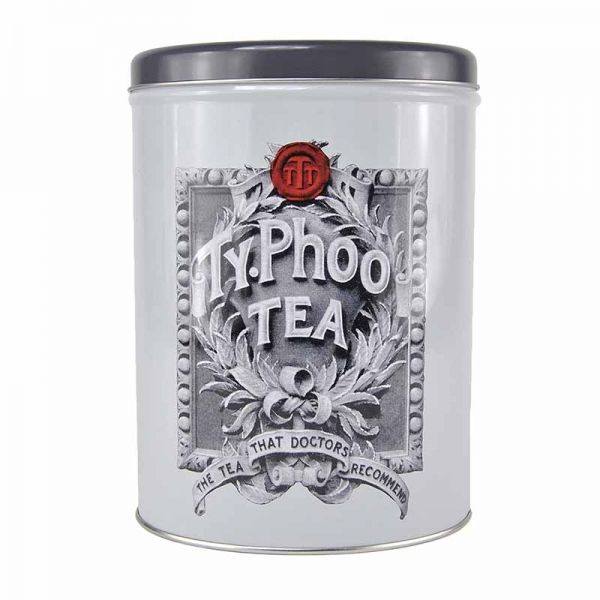 Typhoo Tea Caddy Tin - Large