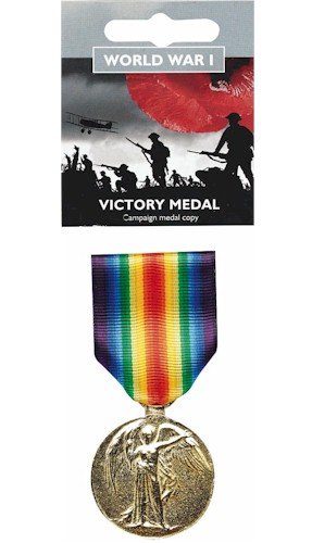 Victory Medal (Full Size Replica)