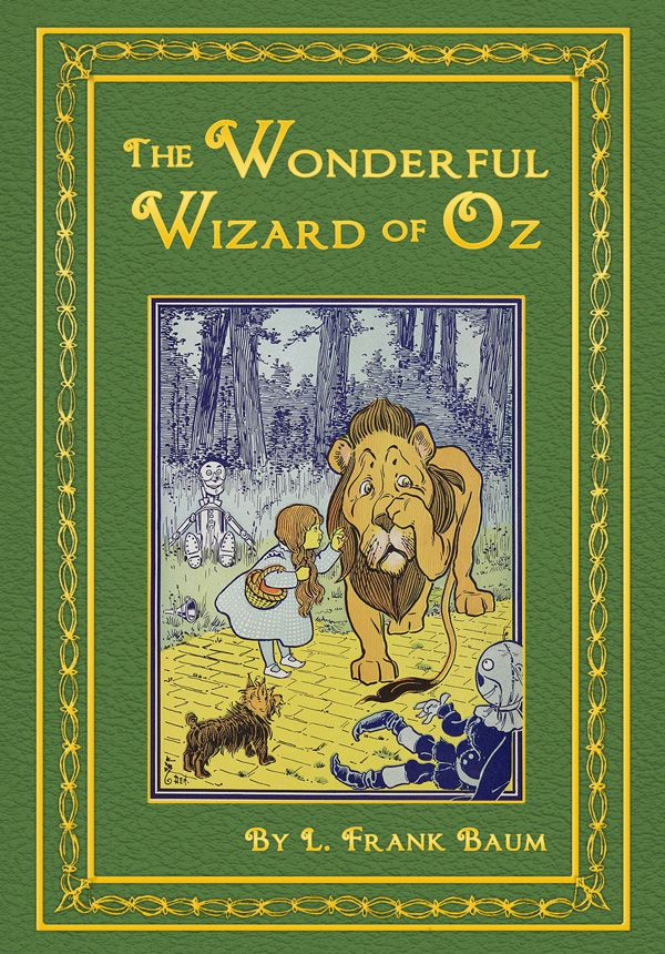 Wizard of Oz Personalised Novel