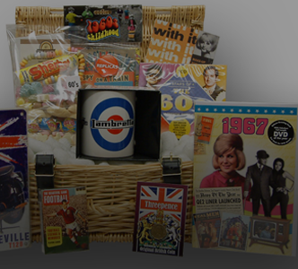 Retro Hampers from Sweet and Nostalgic
